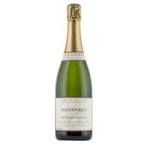 Bouteille de 75 cl de Champagne Brut Tradition Grand Cru Egly-Ouriet