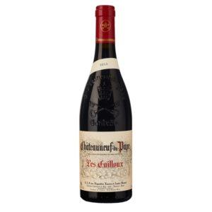 Bouteille de 75 cl de Châteauneuf-du-Pape rouge Cailloux 2015, A. Brunel