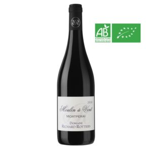 Bouteille de 75 cl de Moulin à Vent 2018 Mortperay Richard Rottiers.