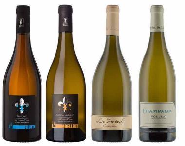Nouveautés dans la sélection, Vins blancs de la Loire - L'ESPRIT DU VIN
